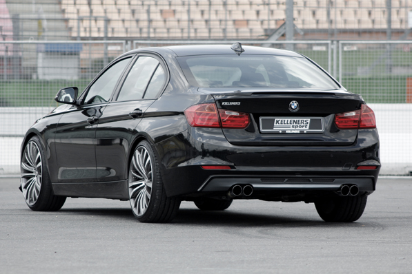Exhaust System For The New 335d 435d Xdrive F30 F31 F32