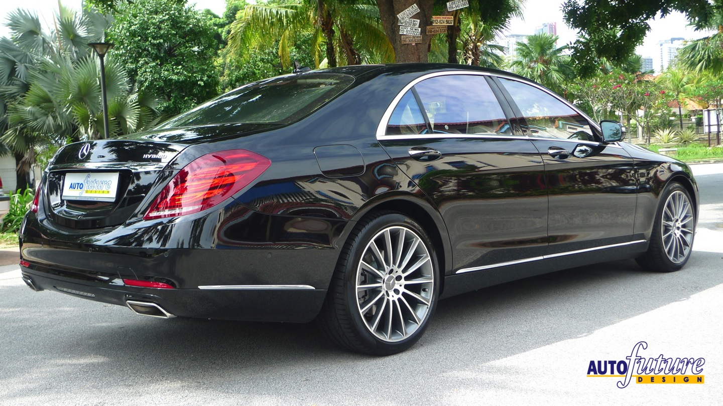 Professional Auto Sales >> W222 S Class Equipped with AMG Wheels   Autofuture Design SDN BHD