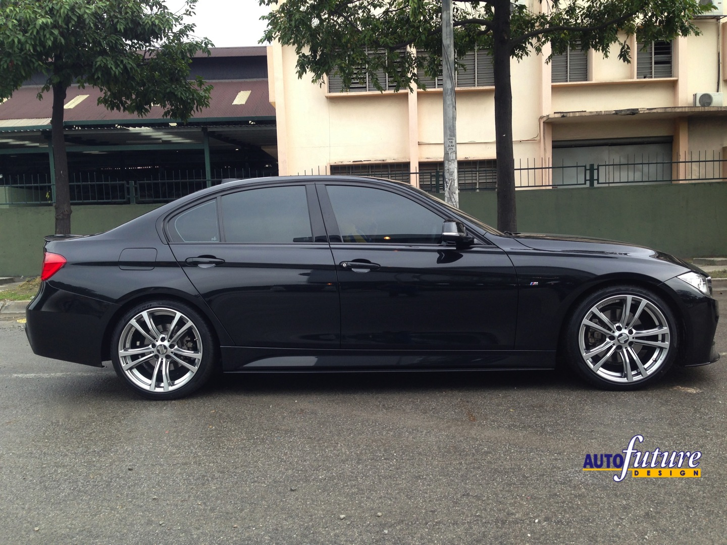 Bmw F30 On Kelleners Sport Munchen Wheels Autofuture