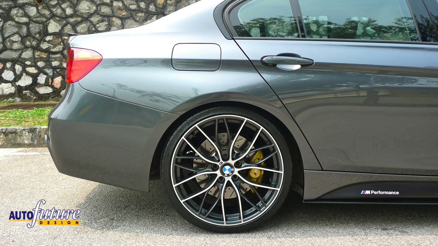 A Luxury F30 335i Was Transformed With Genuine Bmw M