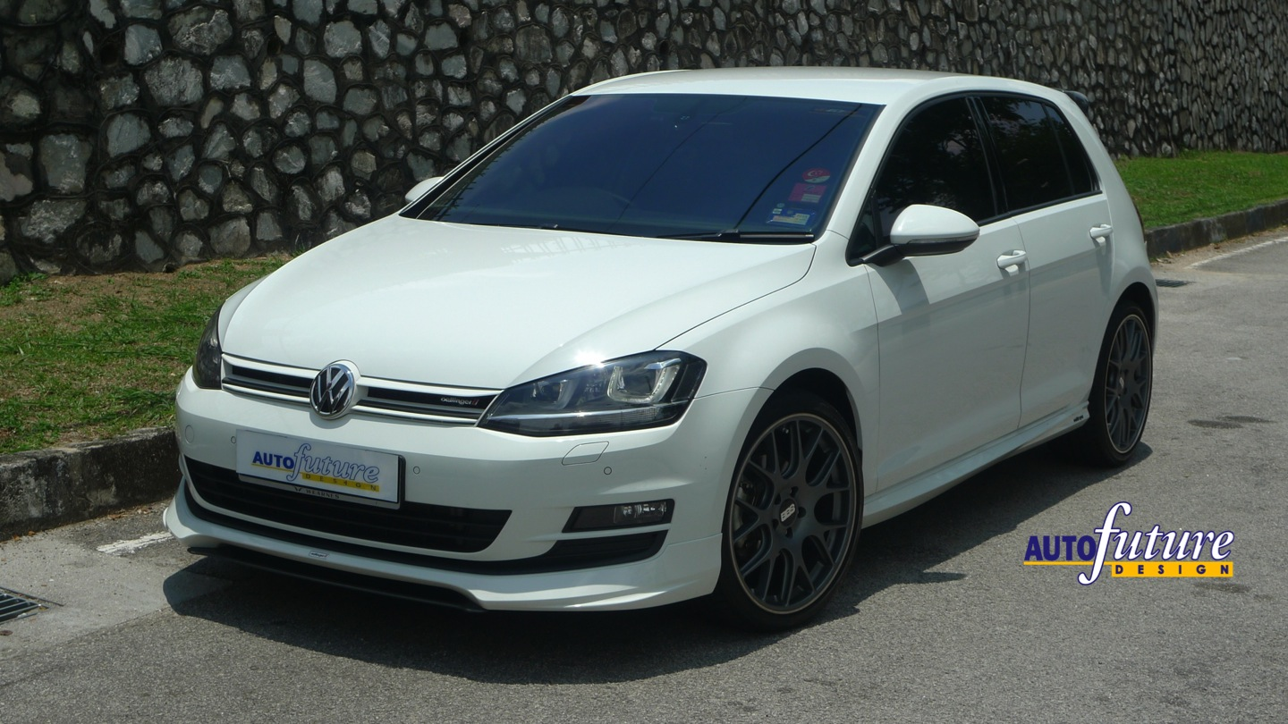Liberty Auto Sales >> VW Golf 7 with Oettinger Bodykits and BBS Wheels | Autofuture Design SDN BHD