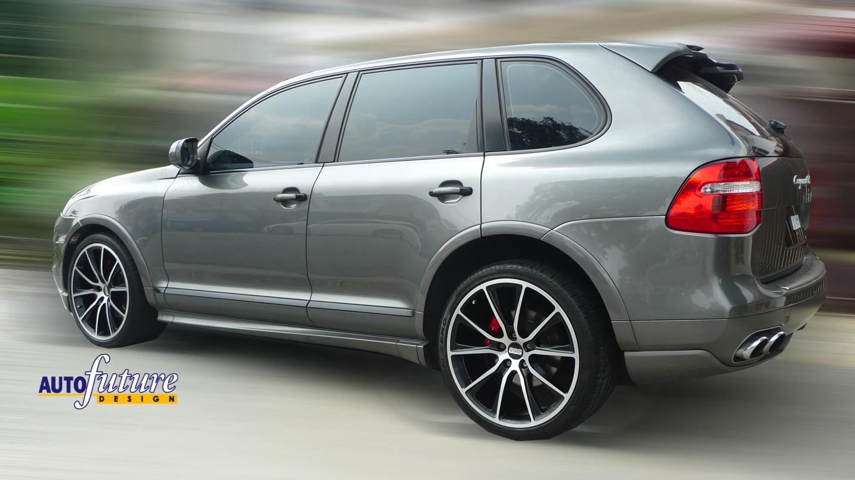 Porsche Cayenne Gts With Bbs Sv Wheels Autofuture Design