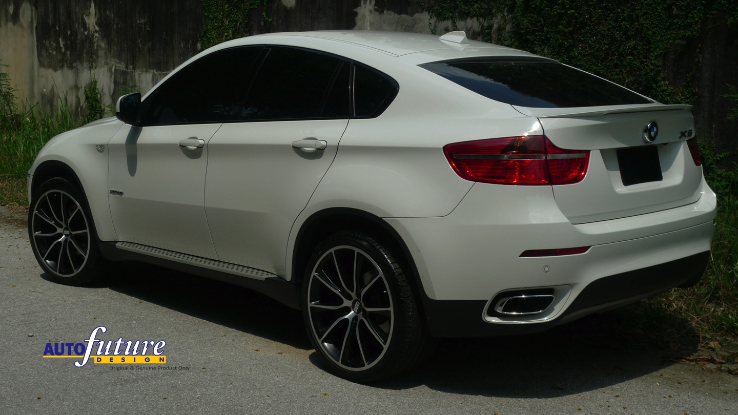 Mean Looking Bmw X6 Installed With Bbs Sv Wheels And Some