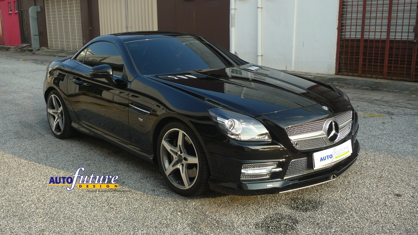 carlsson tuning parts for the mercedes benz r172 slk