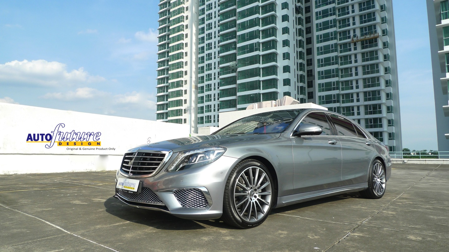 boring w222 s class turned into amg s65 mean machine. Black Bedroom Furniture Sets. Home Design Ideas