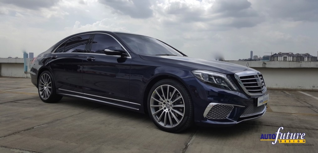 Mercedes Benz S400 Hybrid: Efficient Hybrid Gone Superu2026 | Autofuture Design  SDN BHD
