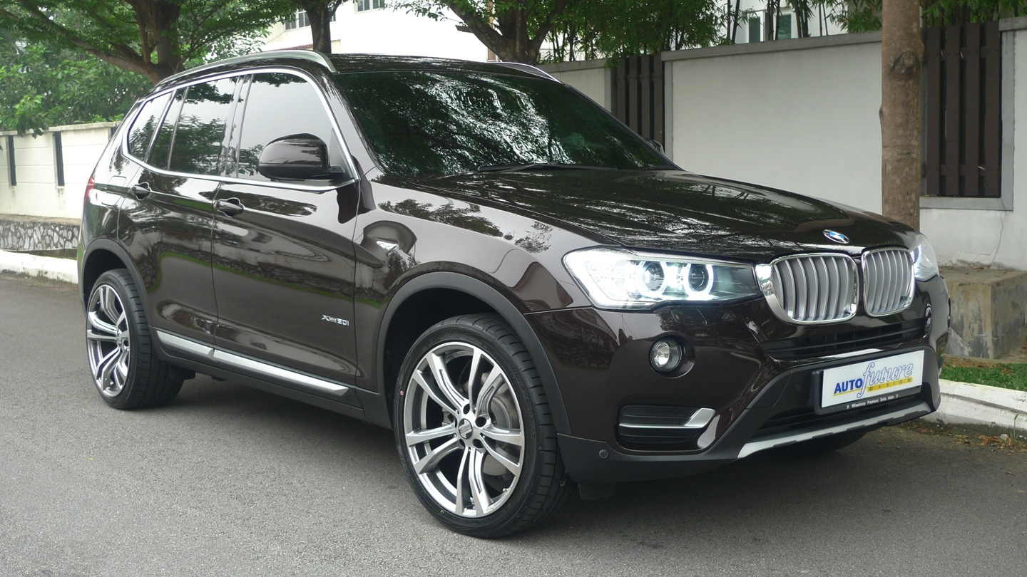 Silver Dynamism Bmw F25 X3 Equipped With Kelleners Sport Munchen Wheels Autofuture Design Sdn Bhd