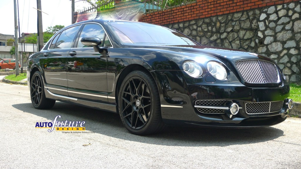 Bentley Continental HRE FF01 2