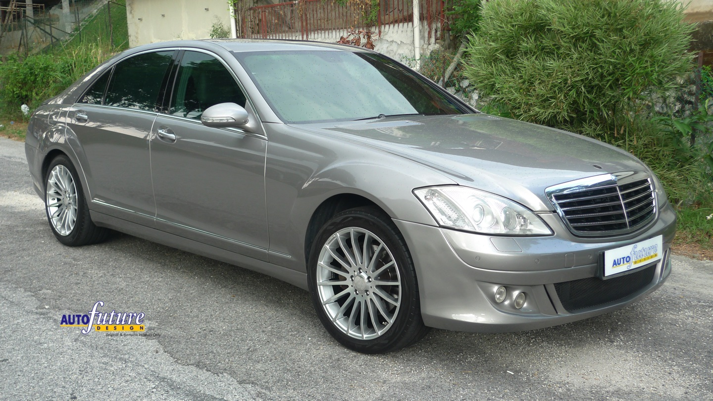 Tailored and specifically built mercedes benz brabus s for Mercedes benz carlsson