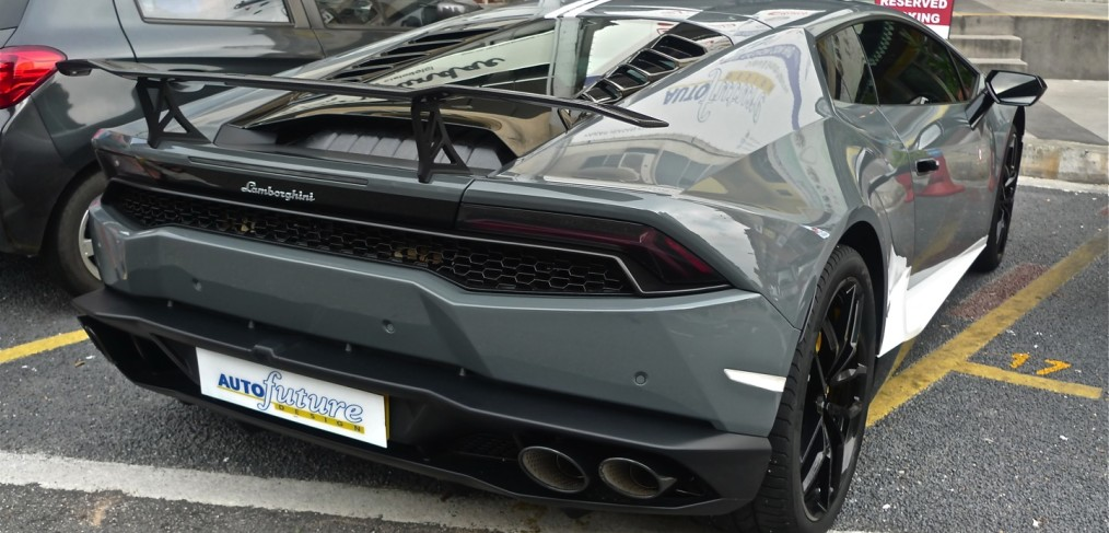 As Strong As A Hurricane Lamborghini Huracan Lp610 4 Avio Featuring