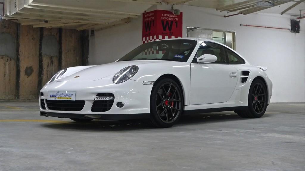 Porsche 997 Turbo V-FF 101 4