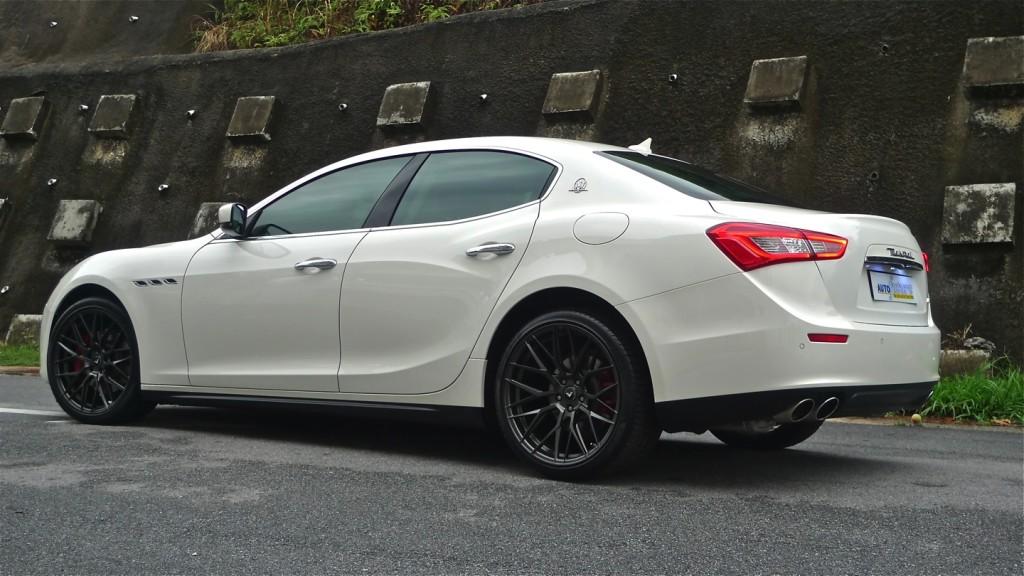 Maserati Ghibli V-FF 107 2