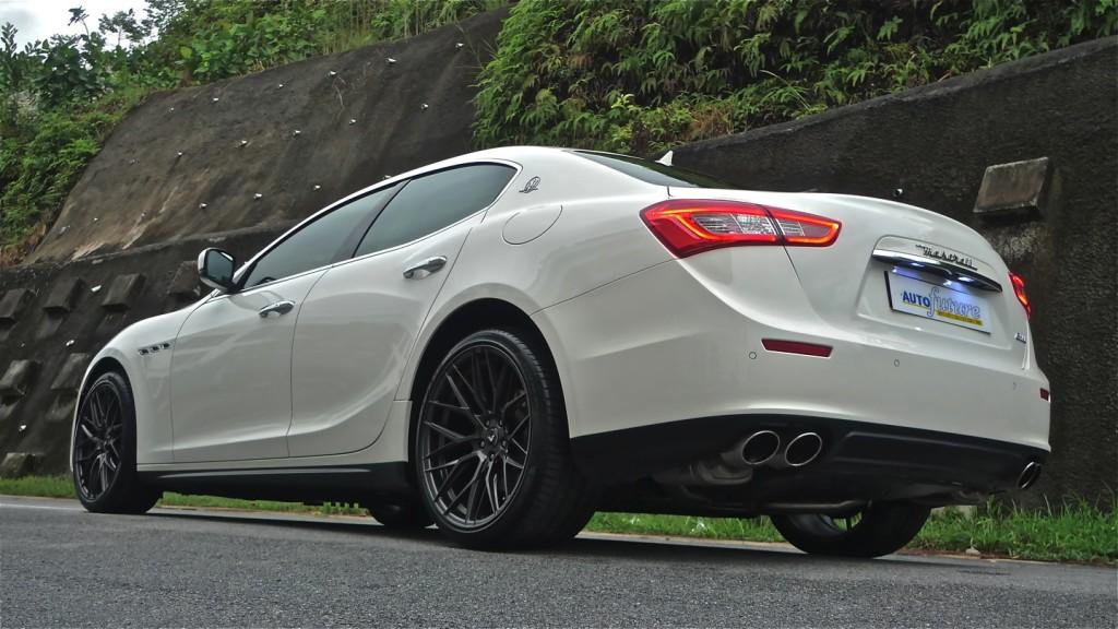 Maserati Ghibli V-FF 107 7