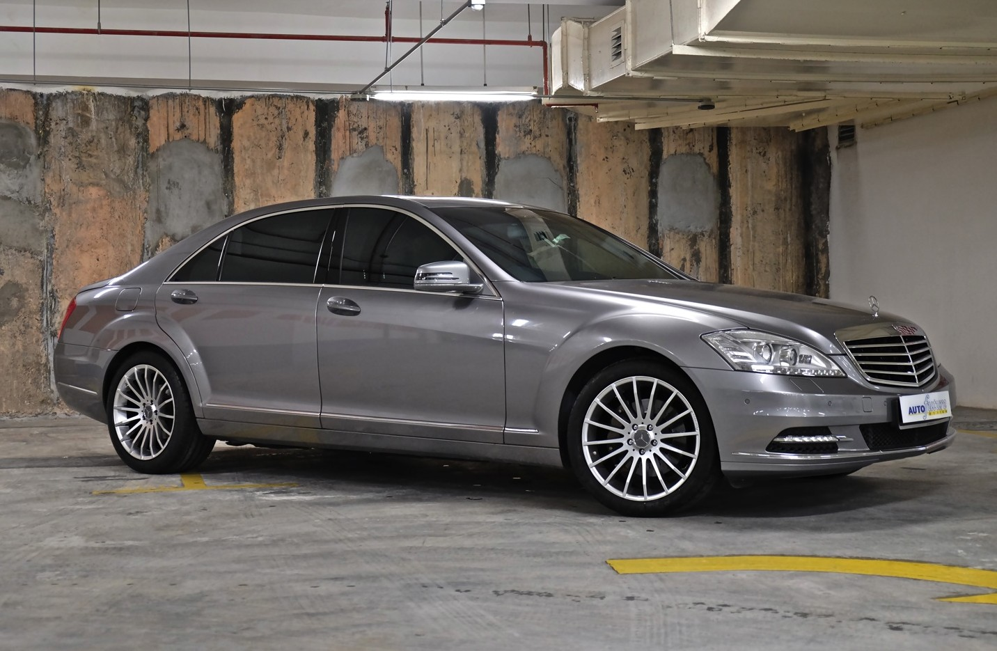 Turning up the heat mercedes benz w221 s class equipped for Mercedes benz carlsson