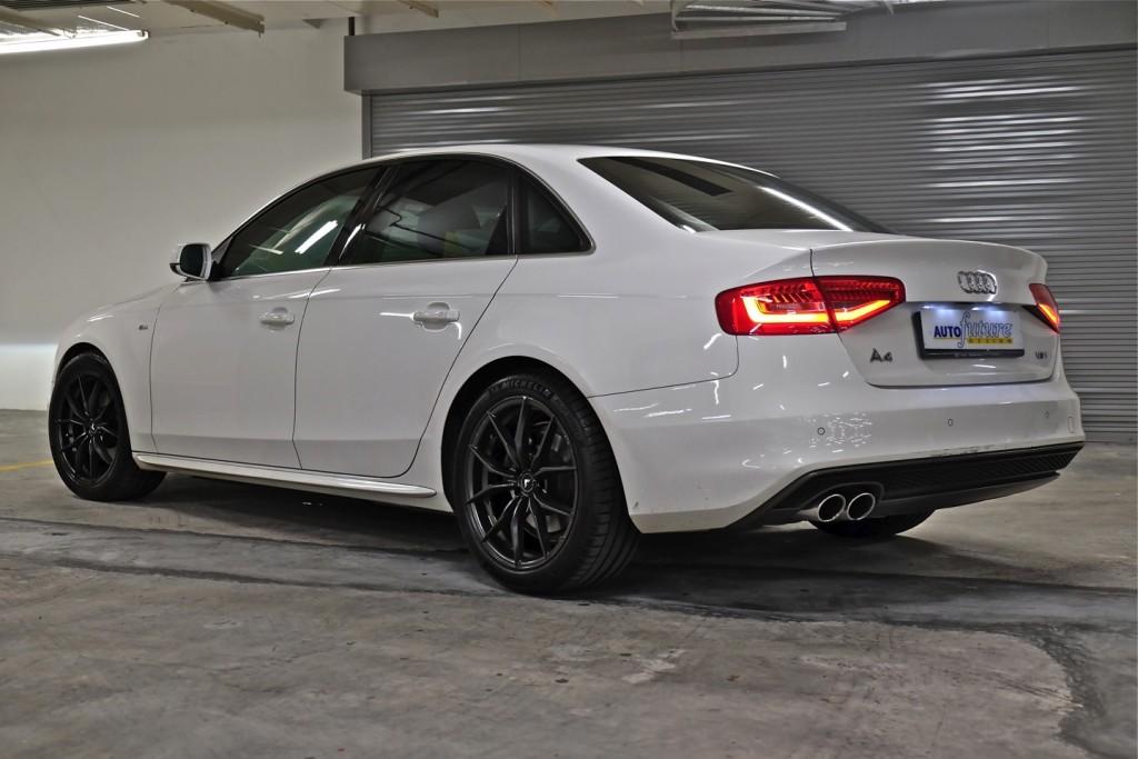Audi A4 V-FF 108 2