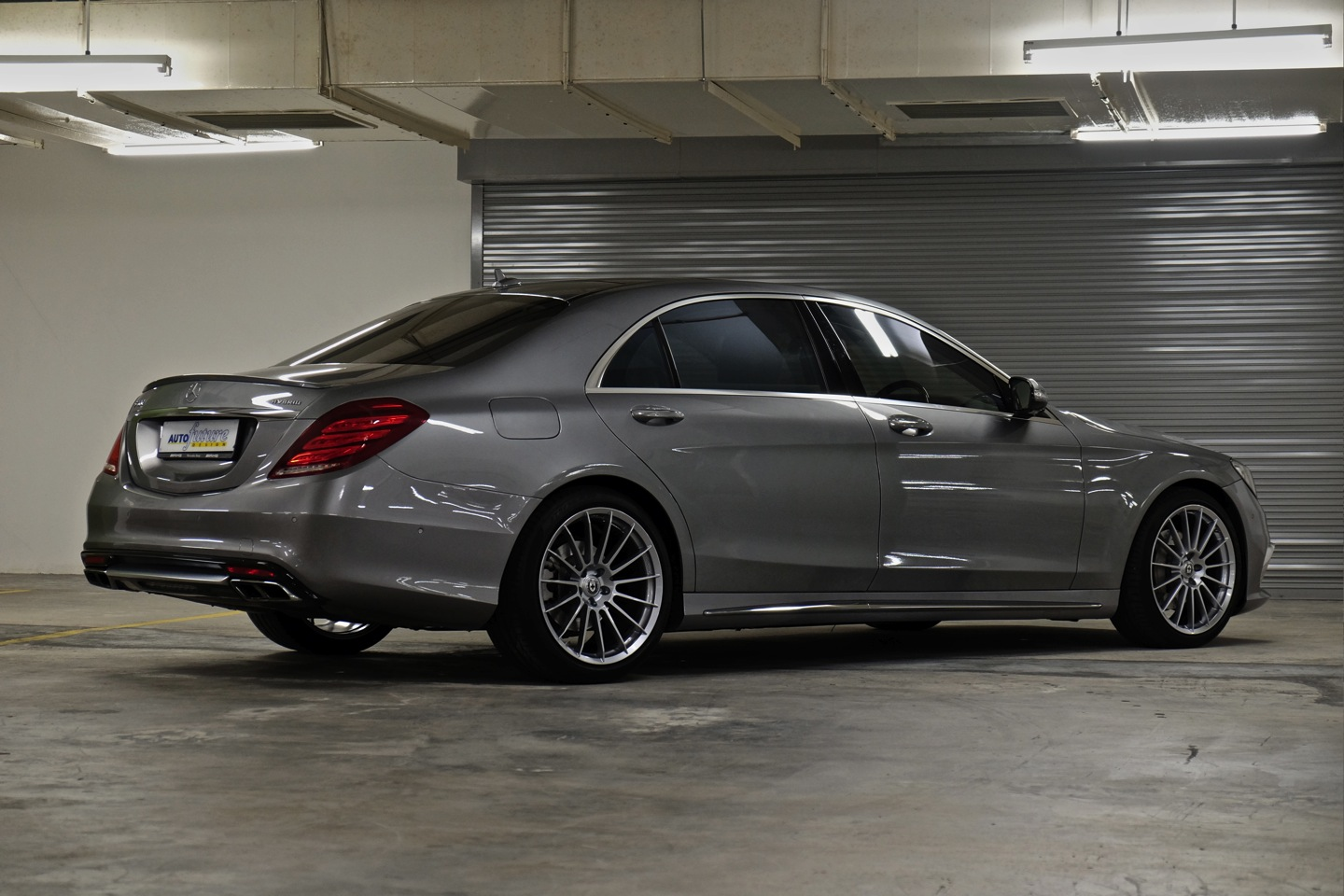 Hre performance flowform ff15 wheels equipped on this for Performance mercedes benz