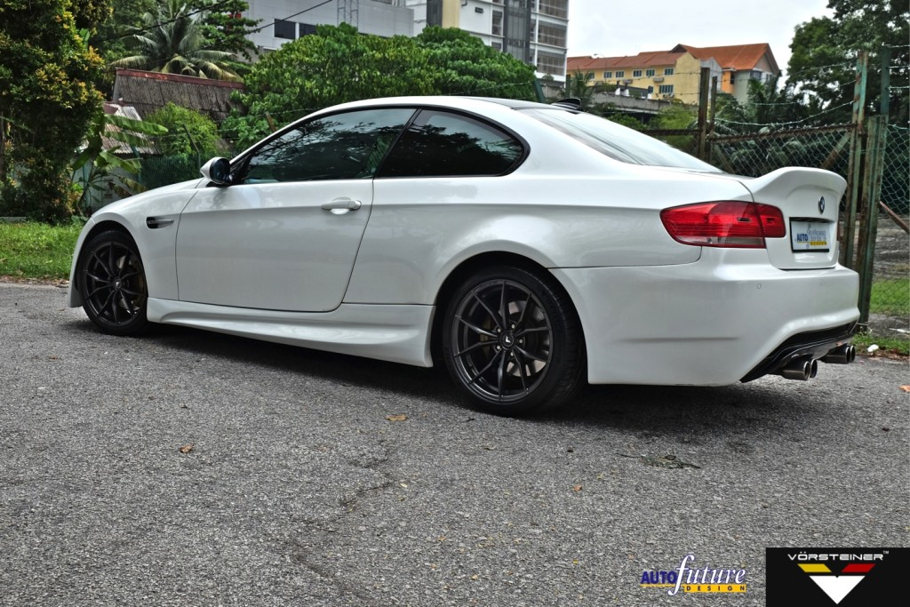 BMW E92 335i Equipped With Vorsteiner's Latest V-FF 108 ...