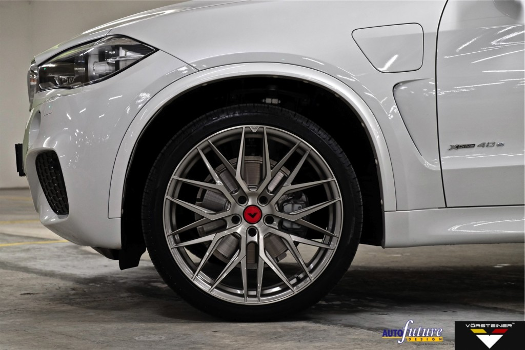 Nero Plug In Hybrid >> BMW X5 Running On Vorsteiner's V-FF 107 Wheels! | Autofuture Design SDN BHD