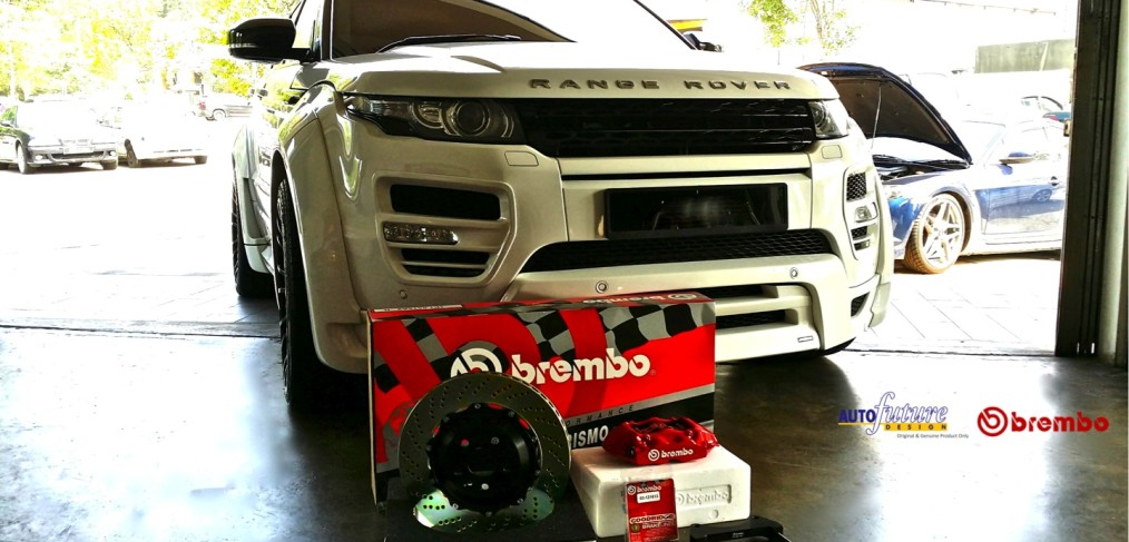 Showcasing Brembo's Brake Kits!   Autofuture Design SDN BHD