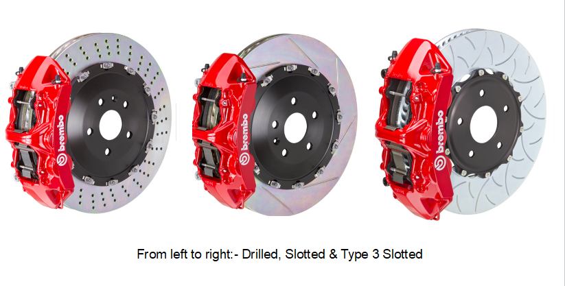 5a5f8ec2ea8 Brembo kits combine the best solutions available to offer the perfect  solution for the individual characteristics of each model. brake types