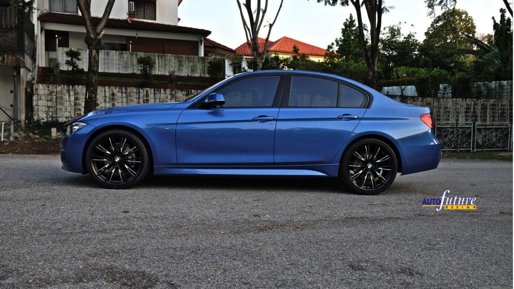 BMW F30 624M 4
