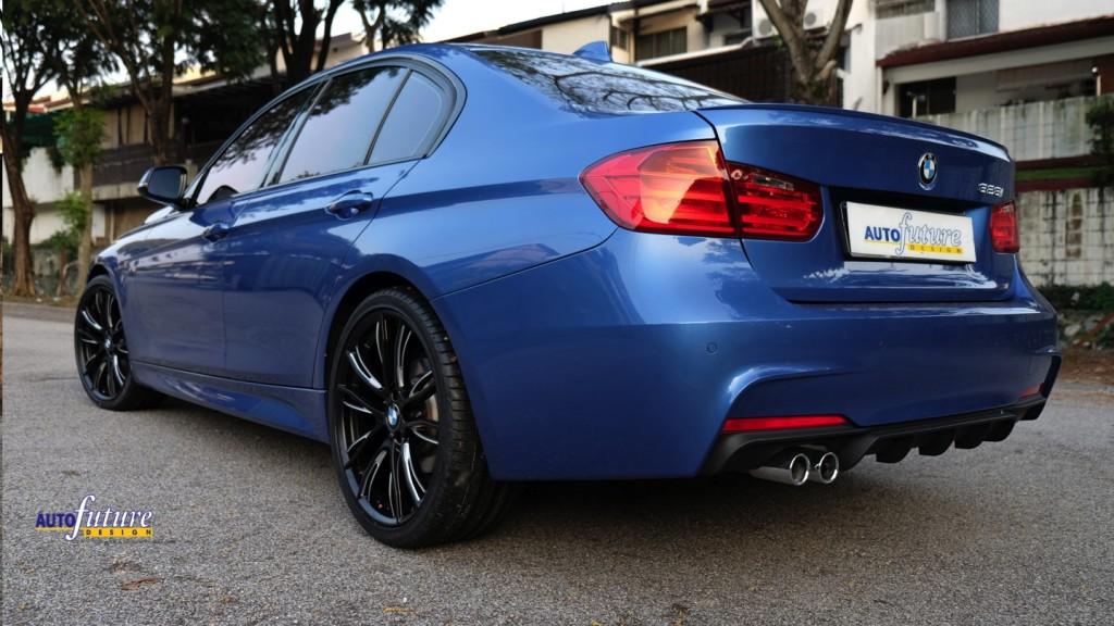 BMW F30 624M 7