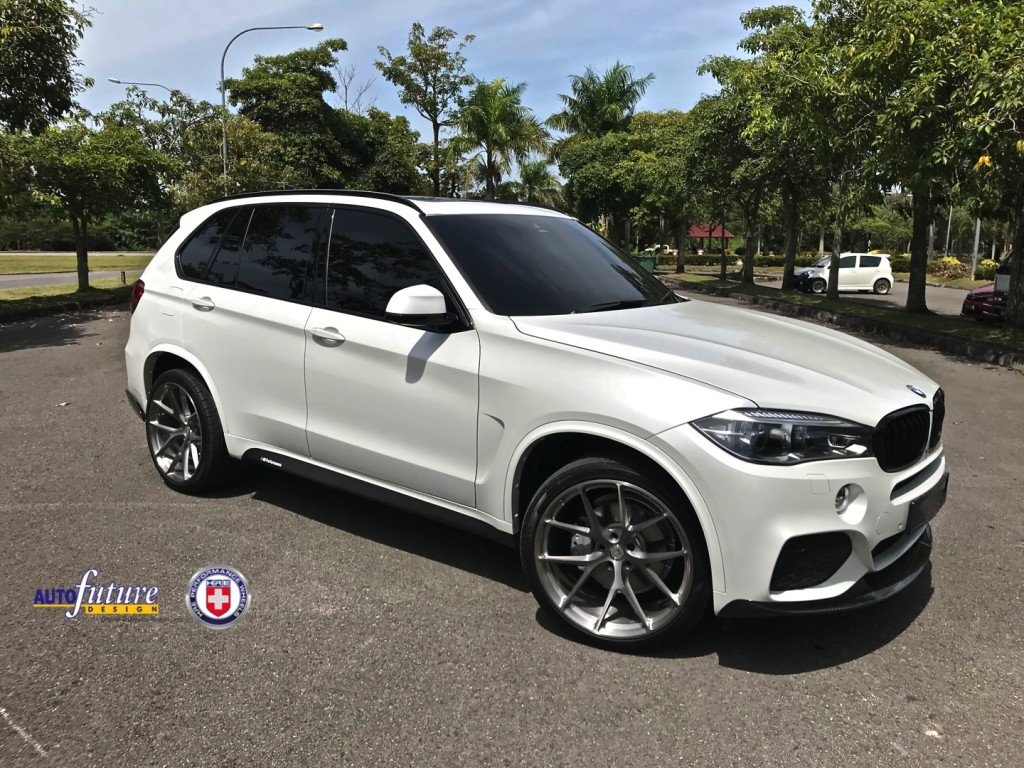 BMW X5 P101 Brushed Dark Clear 4