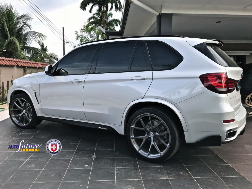 BMW X5 P101 Brushed Dark Clear 6