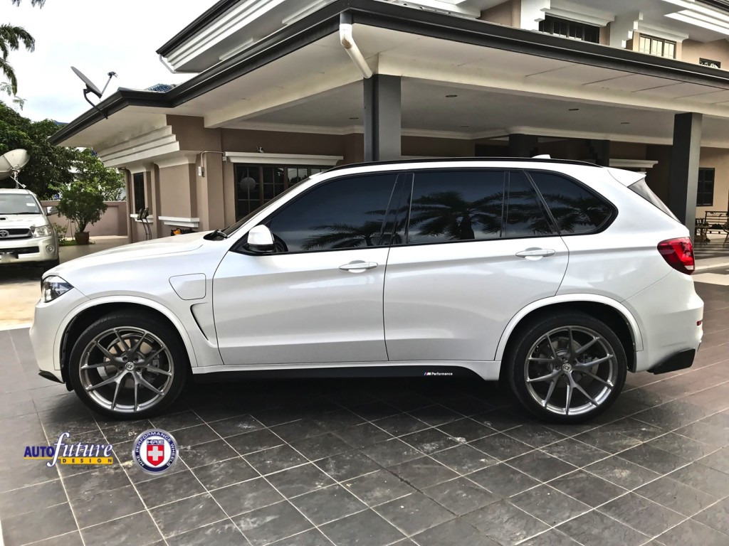BMW X5 P101 Brushed Dark Clear 7
