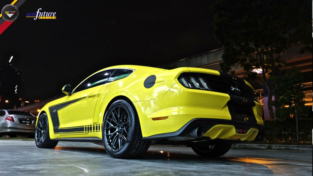 Ford Mustang GT 5.0 V-FF 107 11