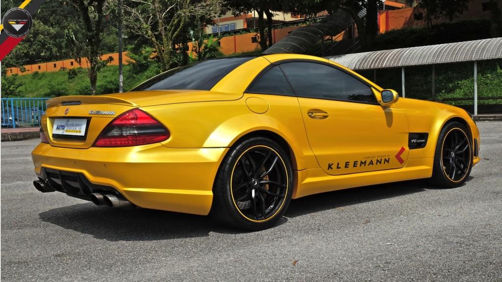 Mercedes-Benz SL55 V-FF 105 4