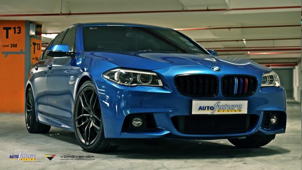BMW F10 Long Beach Blue V-FF 105 2
