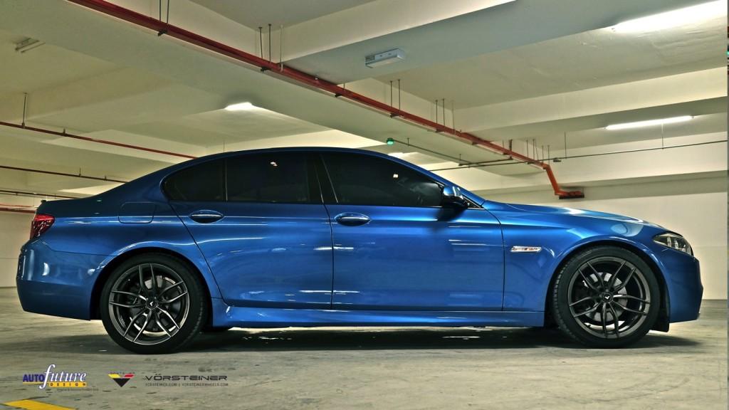 BMW F10 Long Beach Blue V-FF 105 3