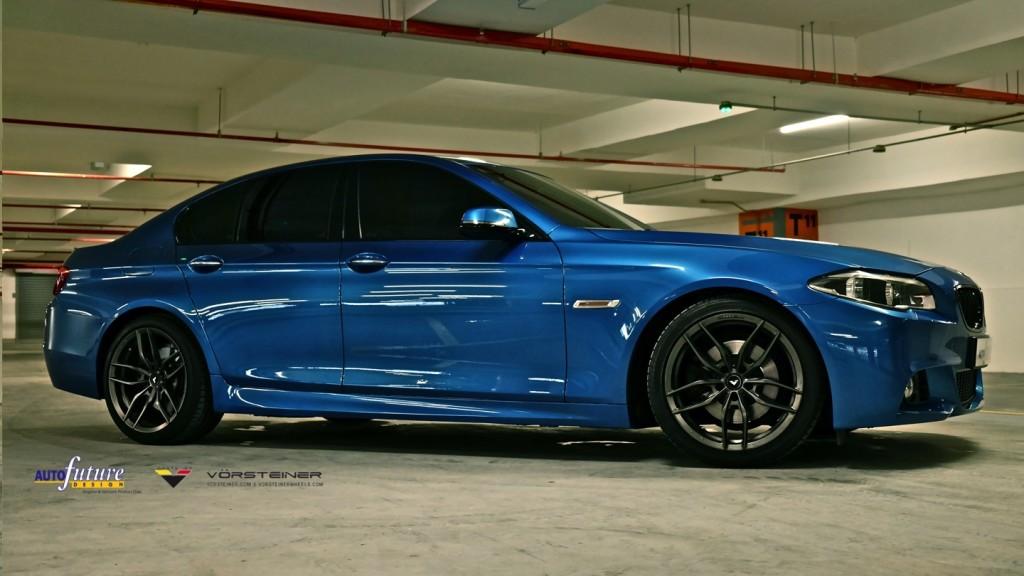 BMW F10 Long Beach Blue V-FF 105 6
