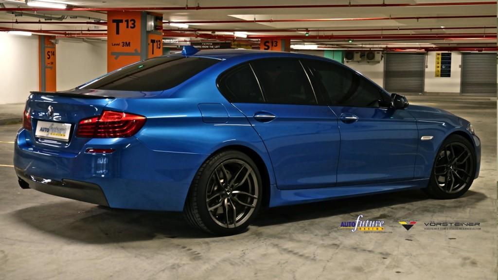 BMW F10 Long Beach Blue V-FF 105 7