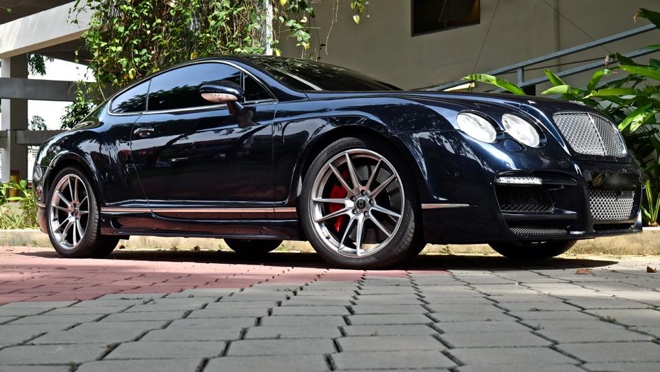 Bentley Conti GT FF04 1