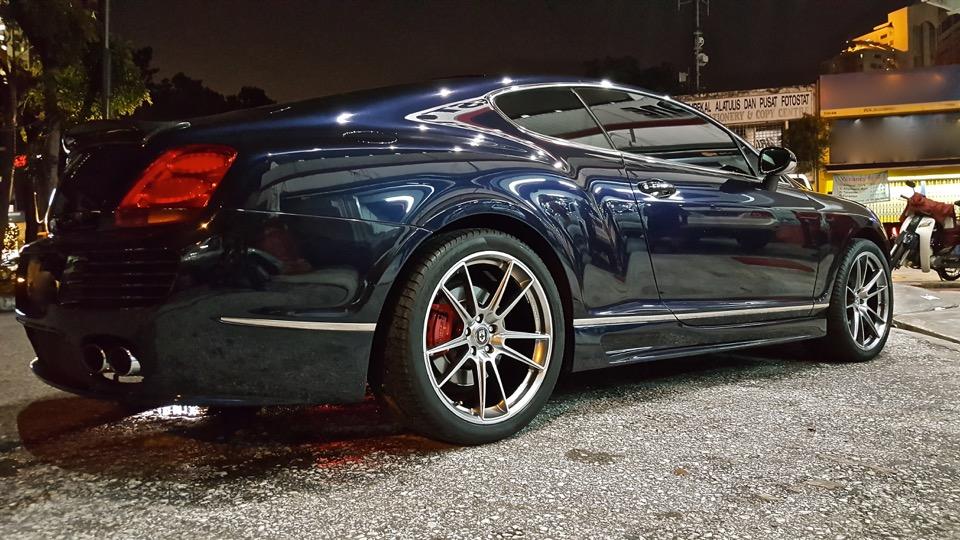 Bentley Conti GT FF04 3