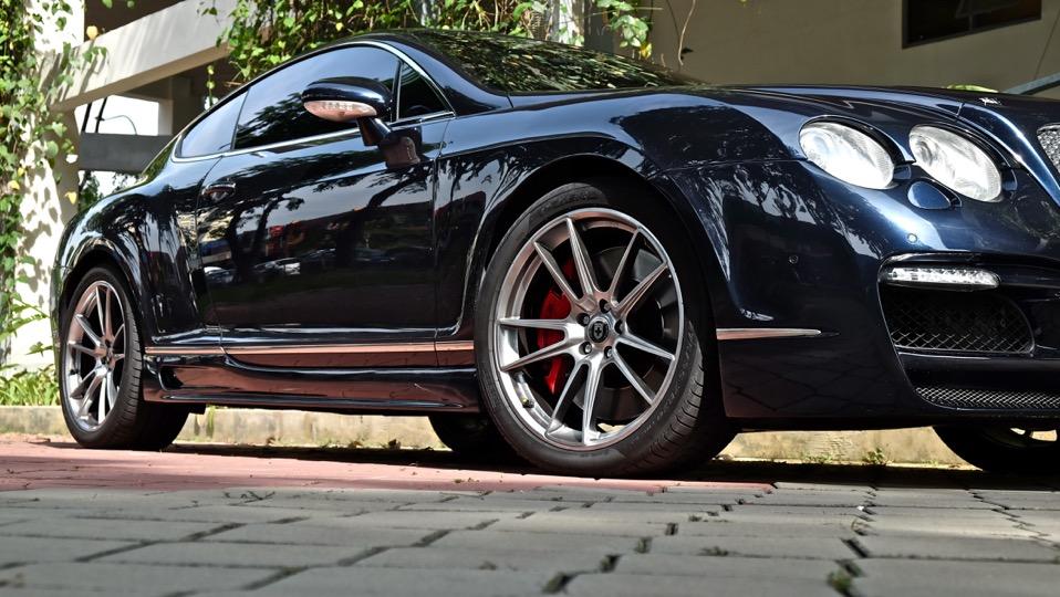 Bentley Conti GT FF04 4