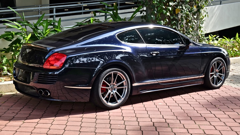 Bentley Conti GT FF04 6