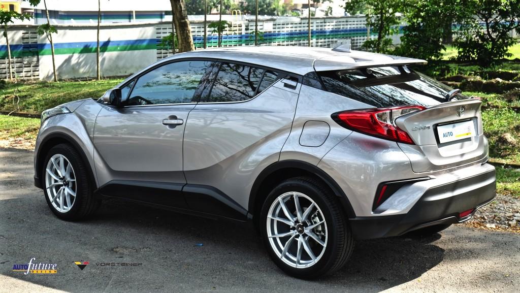 Toyota C-HR V-FF 108 Blog