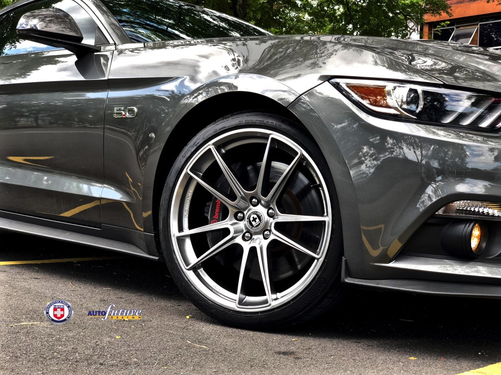 Mustang HRE FF04-3