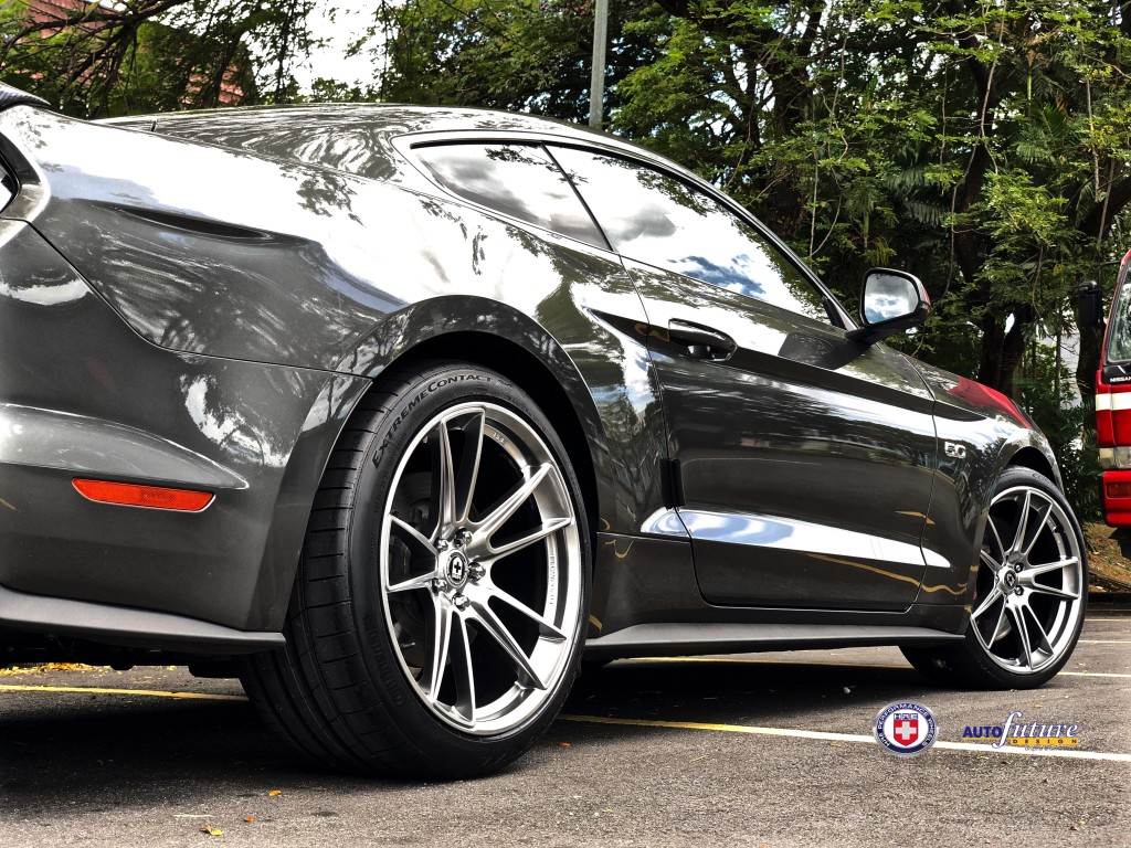 Mustang HRE FF04-6