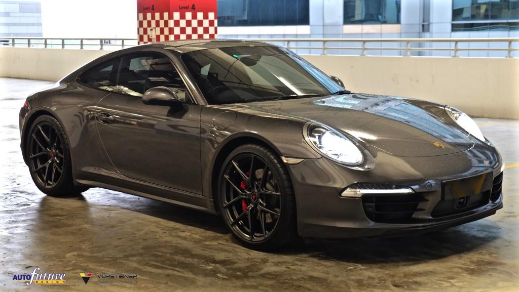Porsche 991-1