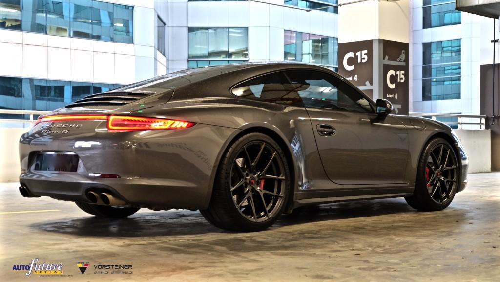 Porsche 991-3