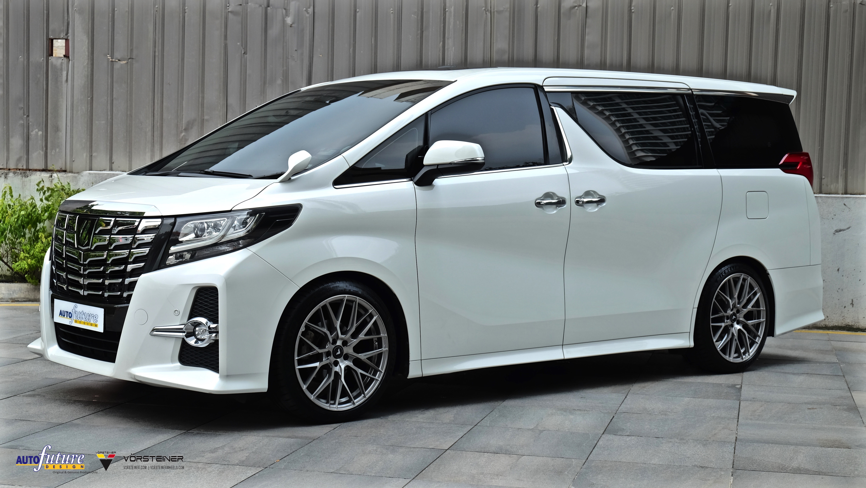 Kekurangan Toyota Alphard V Spesifikasi