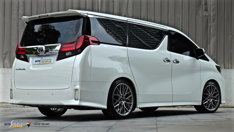Kelebihan Kekurangan Toyota Alphard V Murah Berkualitas