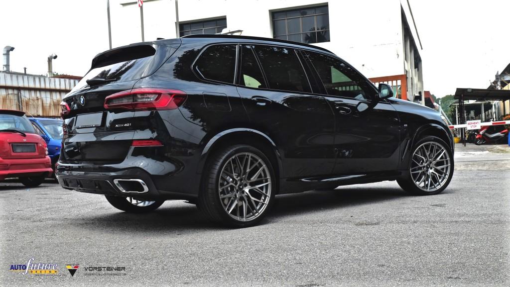 BMW X5 G05-10