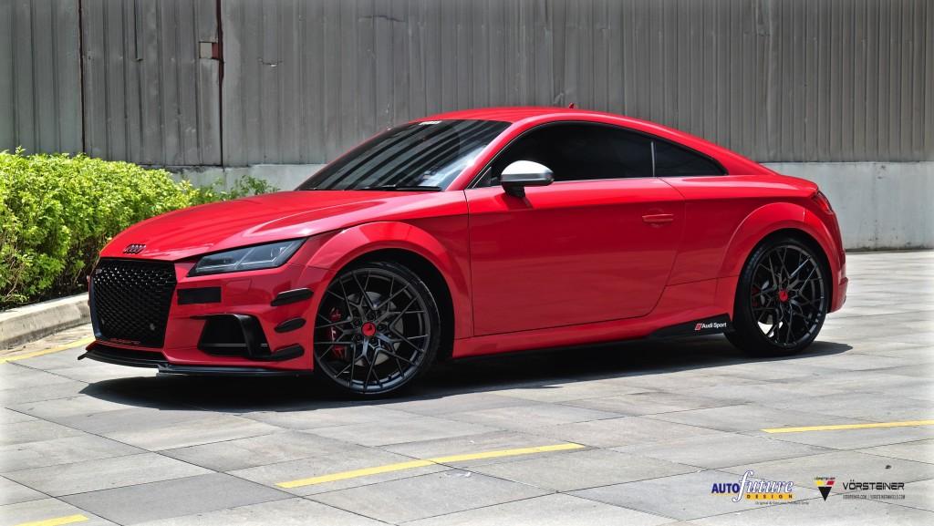 Audi TTS-4