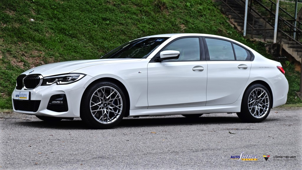 BMW G20 VFF111-3