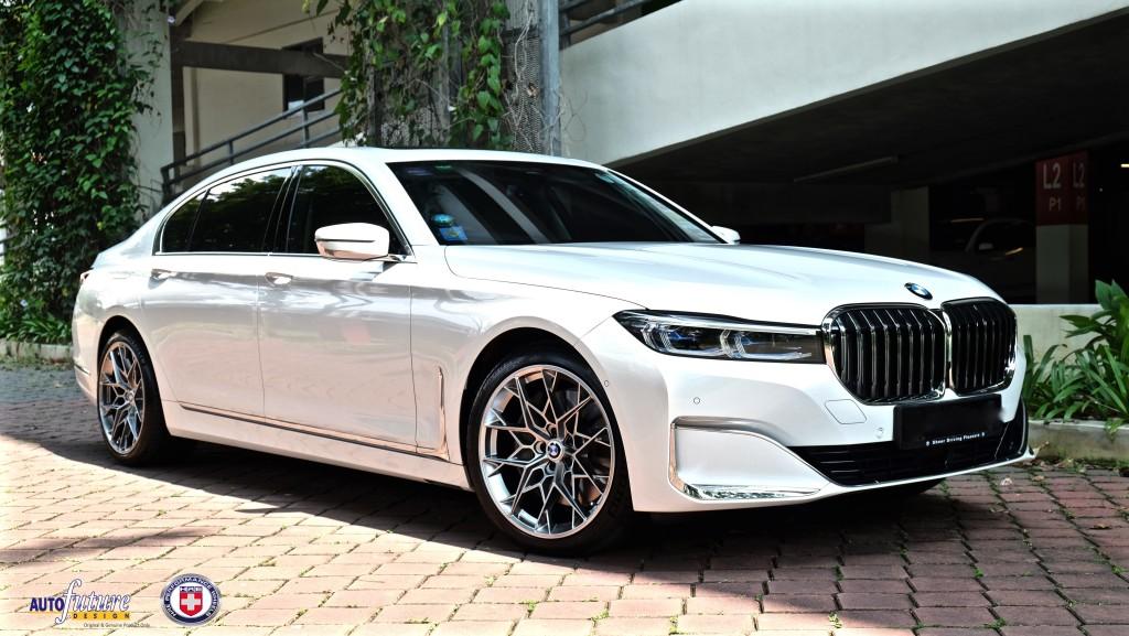 BMW G12 HRE FF10-11